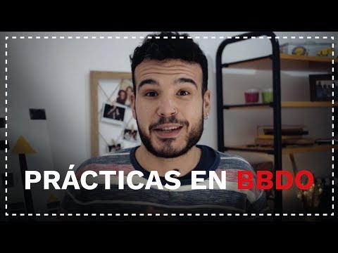 Oferta Prácticas Publicidad BBDO