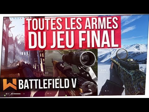 Battlefield 5 : Toutes les Armes du Jeu ! thumbnail