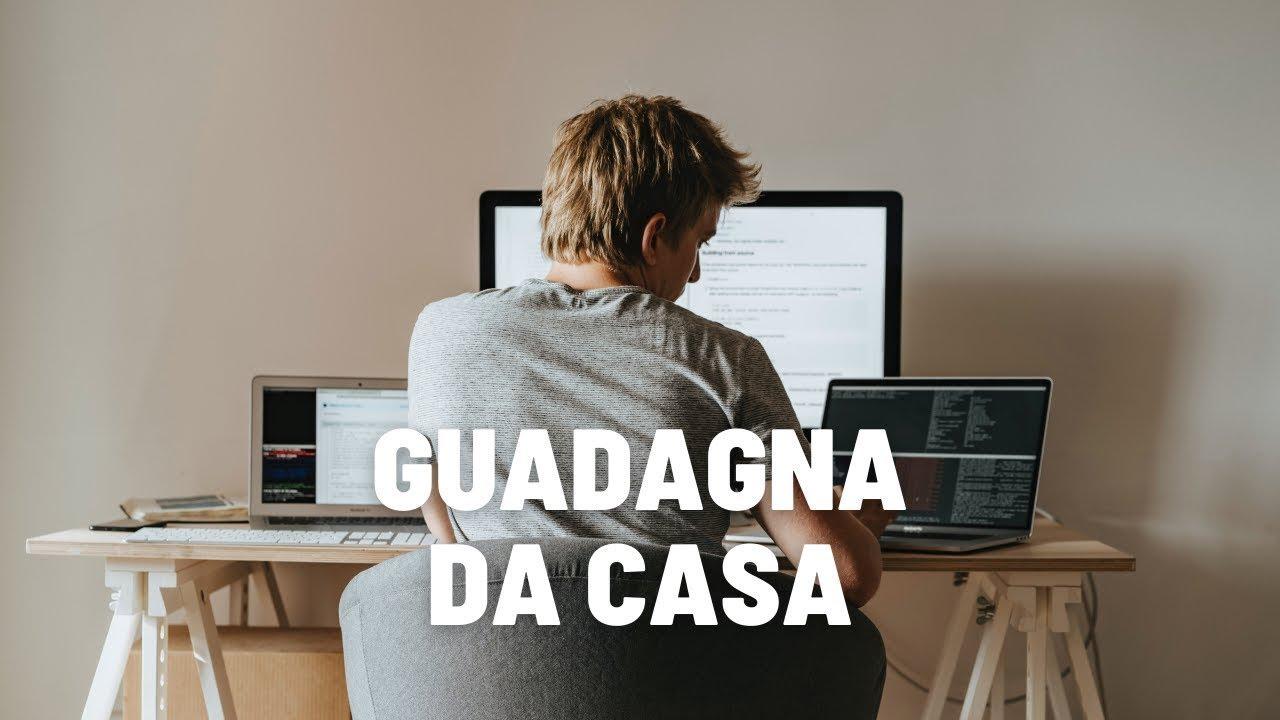 Download LAVORO DA CASA: 13 SITI PER LAVORARE ONLINE (FREELANCE E NON)