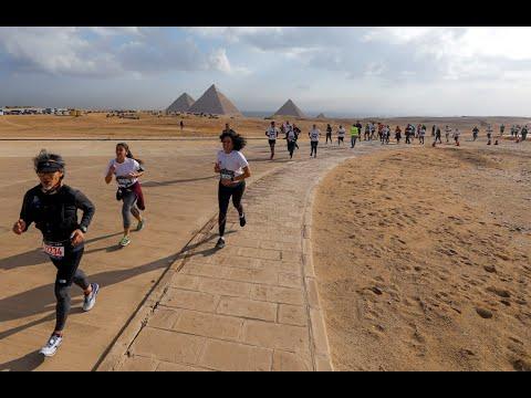 تنشيطاً للسياحة.. شركة مصرية تنظم ماراثوناً بمنطقة الأهرامات  - 18:01-2020 / 2 / 23