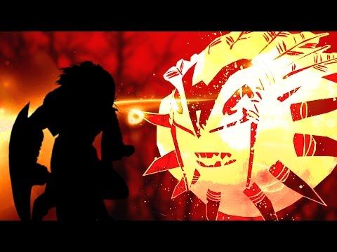 Molly Moon — Со скоростью света (Bloodseeker Song DOTA 2)