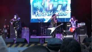 KISS Forever Band - I Wanna Rock N Roll All Night - Live in KHERSON (28.03.2012).