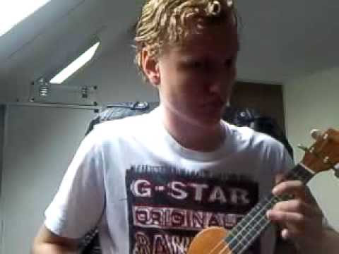 SLAYER-South of Heaven (ukulele)