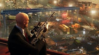 Hitman 2: Sniper Assassin - Hantu Port Singapore Mission