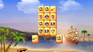 Pirates Island Mahjong gameplay video