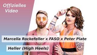 Marcella Rockefeller x FASO x Peter Plate - Heller (High Heels)