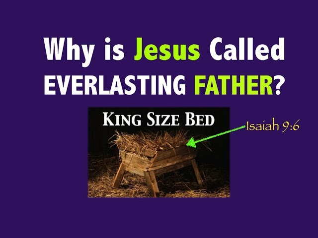 Is Jesus his own Father? Are there multiple gods in heaven?
