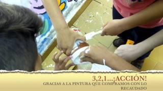 DFC España Paint for change  FET María Inmaculada  Mora