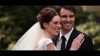 Colleen & Dan's Alden Castle Wedding - Boston MA