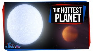 The Hottest Planet Ever