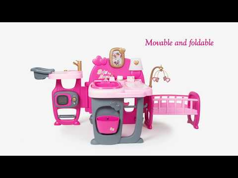 Smoby - Baby Nurse : Large Doll's Play Center [EN]