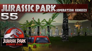 Jurassic Park: Operation Genesis - Episode 55 - Troublesome TRex