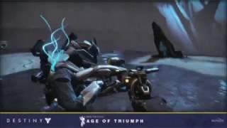 Destiny: Age of Triumph Sandbox Update Bungie Livestream