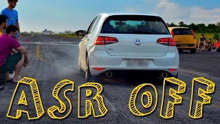 With this mods, you will be able to turn off completely the ASR (tr...