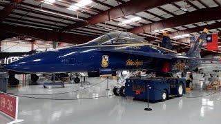 Yanks Air Museum - Aircraft Museum Video Tour in Chino California