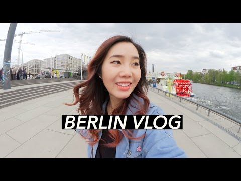 Berlin Vlog 1  My First Day in Deutschland 🇩🇪