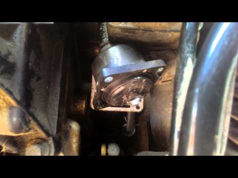 Клапан EGR, Ford Mondeo 3