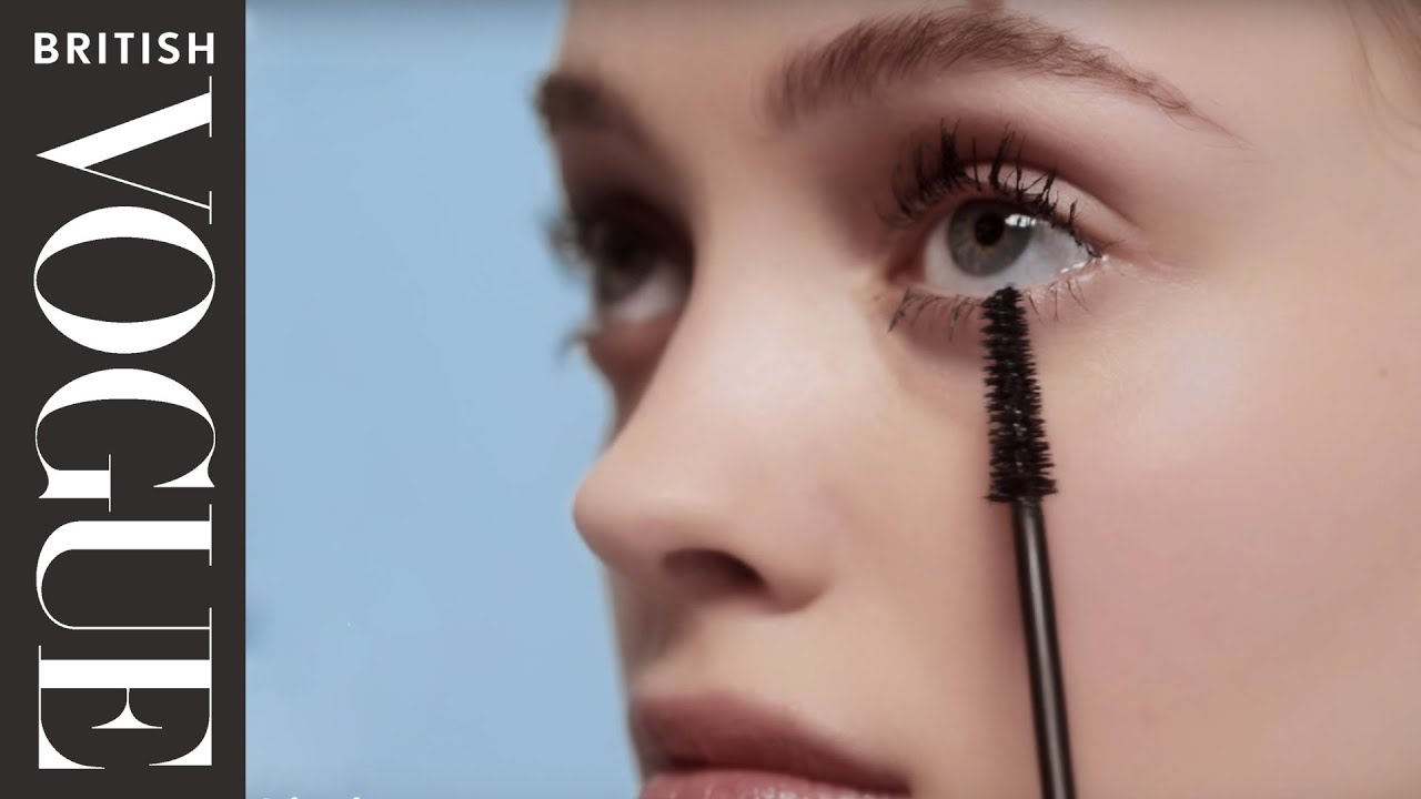 How To Use Mascara  Vogue Beauty School  British Vogue