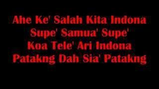 Indona Lagu Dayak Kalimantan