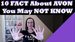 10 Facts About Avon You May Not Know