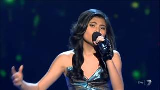 Hopelessly Devoted To You by Marliza Punzalan X Factor Australia 2014