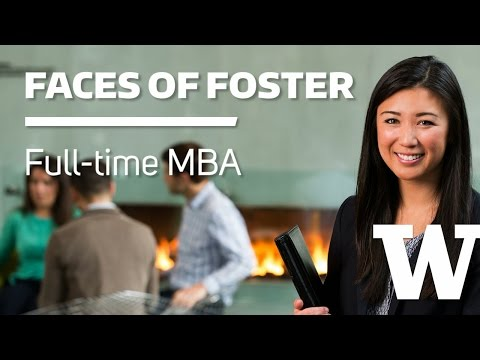Desire to lead and serve drives Foster MBA