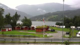 One Day In Ulvik Camping