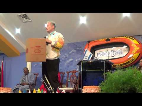 Step Out of Your Box (Christian Missions Message by Richard Sharp)