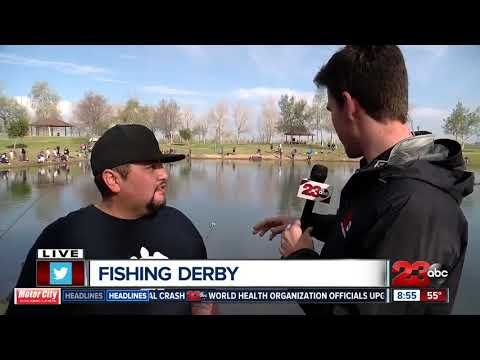 16th Annual Fishing Derby At The Park At Riverwalk