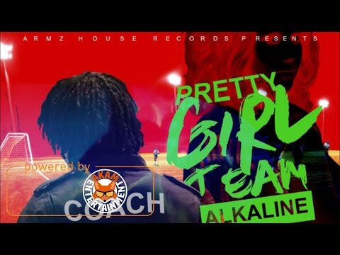 Alkaline - Pretty Girl Team (Raw) [Forever Riddim] March 2017