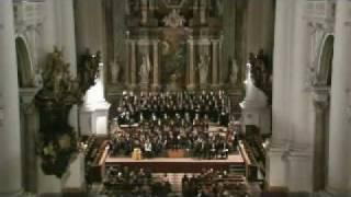 Schubert Messe Es-Dur D950 Teil 2 von 6 (Gloria Teil 2)