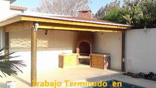 Video Palapa de Madera (proceso de Construccion ) download MP3, 3GP, MP4, WEBM, AVI, FLV Oktober 2018