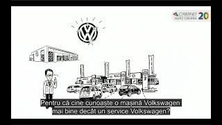 Centru Service Flote Volkswagen - Cybernet Auto Center