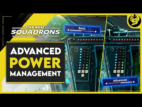 Take Full Control of your Starfighter - Advanced Power Management | STAR WARS: SQUADRONS