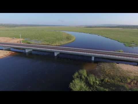 Tecnovia Ponte Cuito Cuanavale - Angola