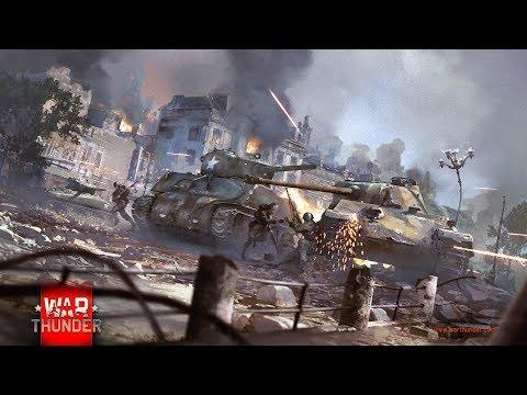 вар тандер реалистичные бои танки