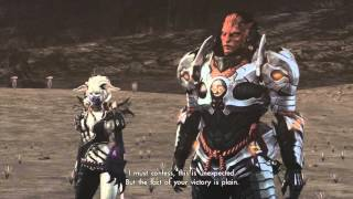 Xenoblade Chronicles X Affinity Mission - Ga Jiarg 2 - Lionhearted (Part 2, Path B) - ENGLISH