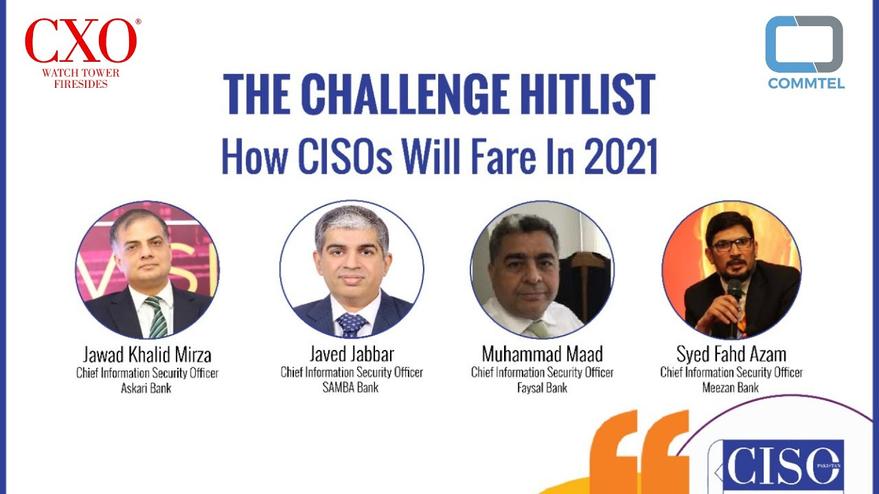 """Download CISO Watch Tower Fireside: """"The Challenge Hitlist: How IS Heads Will Fare in 2021"""""""