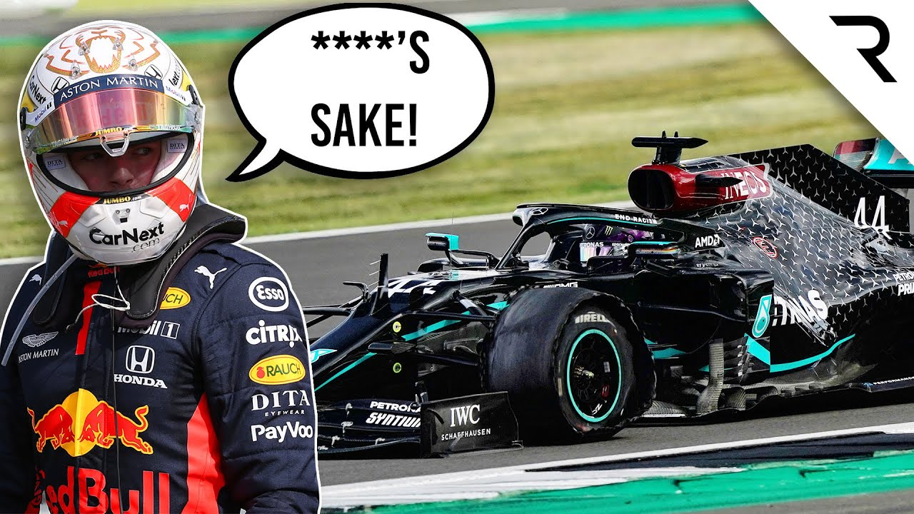 292 seconds of F1 chaos: Did Red Bull and Mercedes blunder in the British GP?
