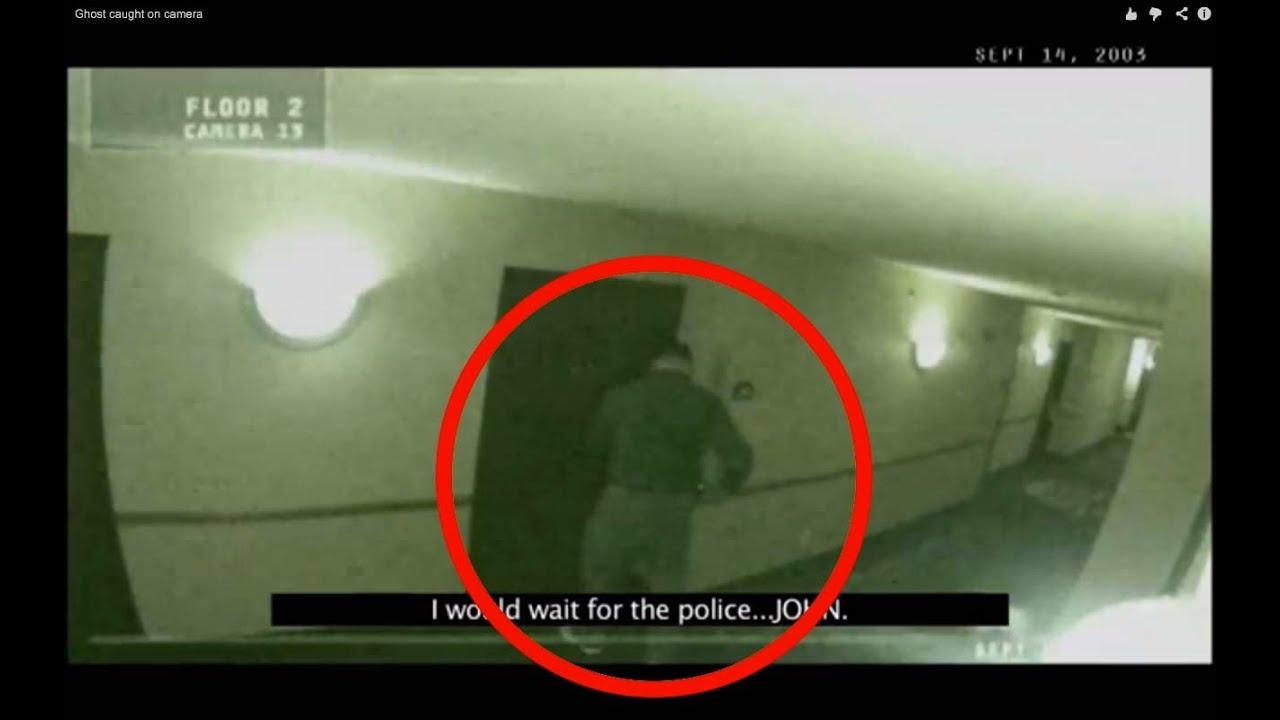 Ghost Screaming In Haunted Hotel - Full Length