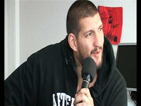Fury TV Madball Interview
