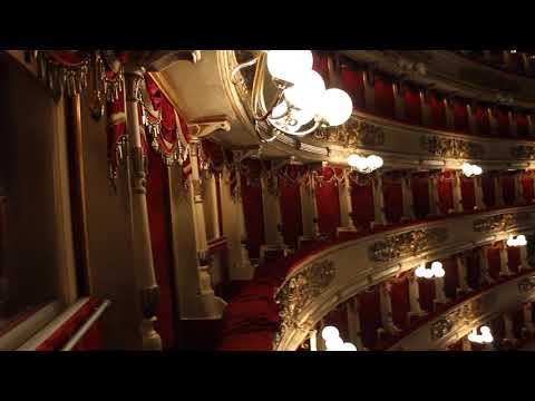 Inside La Scala Milano Heart and soul of Italy Italia Teatro alla Scala