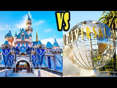 Disneyland vs Universal Studios Hollywood: 10 Differences