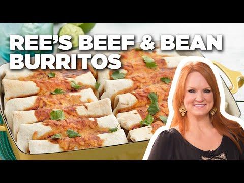 Ree's Family Favorite Burritos | Food Network