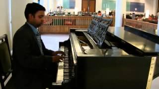 Tu hi toh jannat meri by Pianist Shahvez Deen Unplugged Lucknow, 9415023305,9919190927