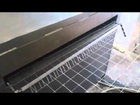 Линия для производства стеклопластиковой сетки ООО Пермский завод композитных материалов