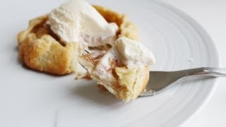 Mini Apple Pie Galettes