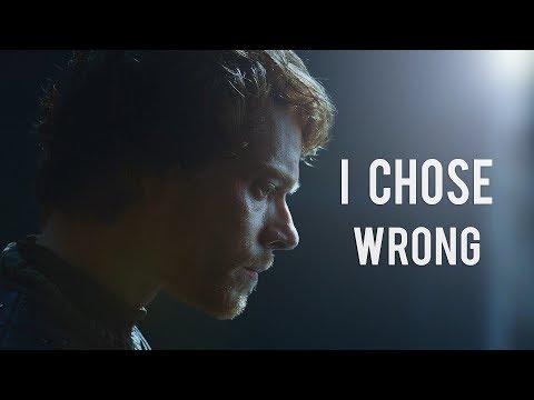 (GoT) Theon Greyjoy    I Chose Wrong
