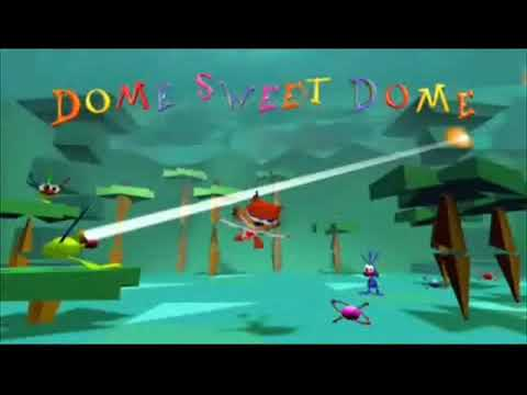 Bubsy 3D:Furbitten Planet OST - Dome Sweet Dome extended