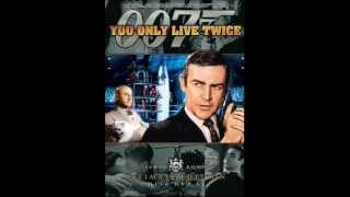 Movie Posters Of All James Bond  (1962 - 2012)